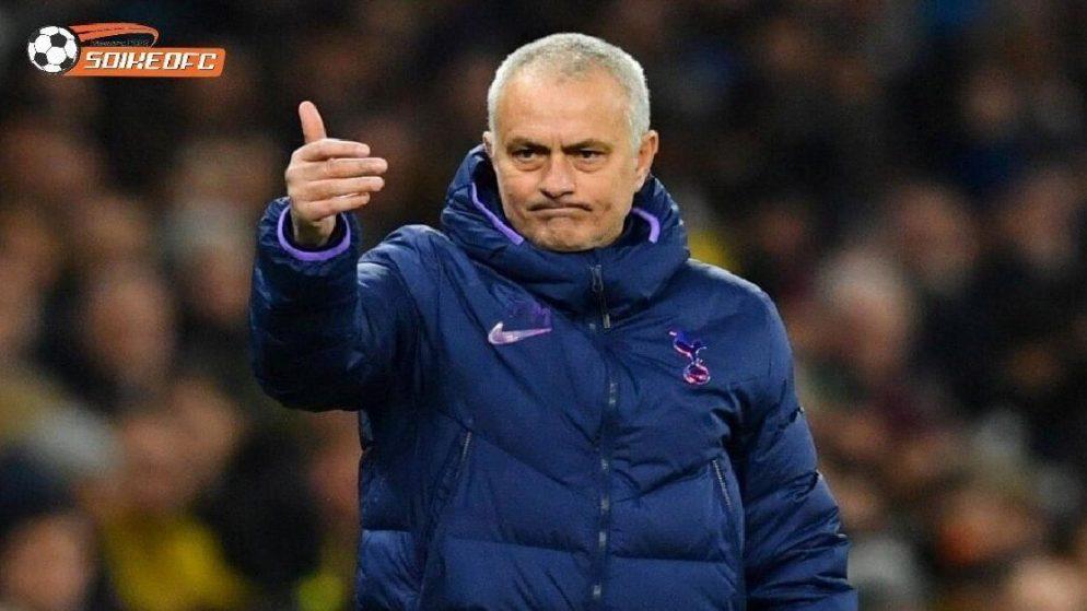 Mourinho tiết lộ lần duy nhất anh khóc sau thất bại
