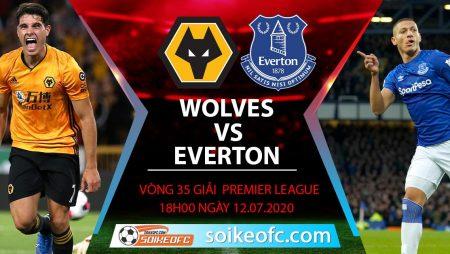 Soi kèo Wolves vs Everton, 18h ngày 12/7/2020 – Ngoại hạng Anh