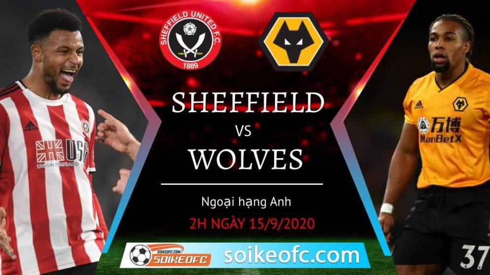 Soi kèo Sheffield United vs Wolves, 0h00 ngày 15/09/2020 – Ngoại Hạng Anh