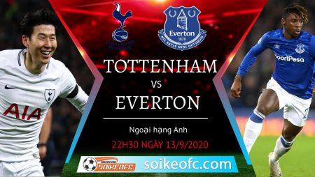 Soi kèo Tottenham vs Everton, 22h30 ngày 13/09/2020 – Ngoại Hạng Anh