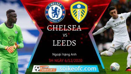 Soi kèo Chelsea vs Leeds United, 3h00 ngày 6/12/2020 – Ngoại Hạng Anh