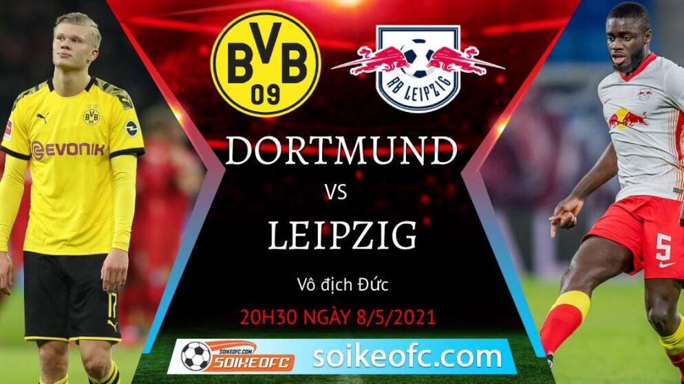 Soi kèo Dortmund vs RB Leipzig, 20h30 ngày 08/05/2021 – Giải VĐQG Đức