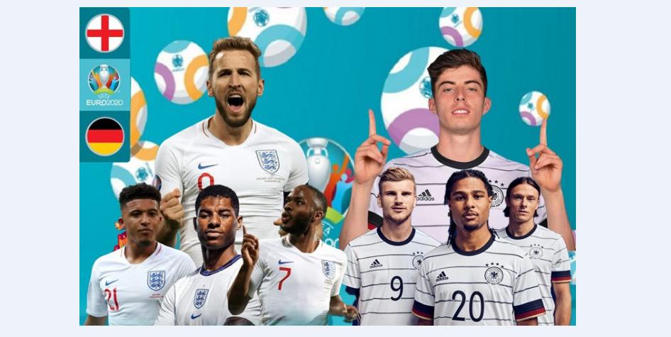 Soi kèo Anh vs Đức, 23h00 ngày 29/06/2021 – Euro 2021