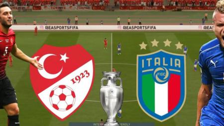 Soi kèo Italia vs Thổ Nhĩ Kỳ, 02h00 ngày 12/06/2021 – Euro 2021