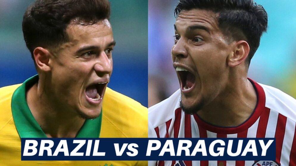 Soi kèo Paraguay vs Brazil, 07h30 ngày 09/06/2021 – Vòng loại World Cup 2022