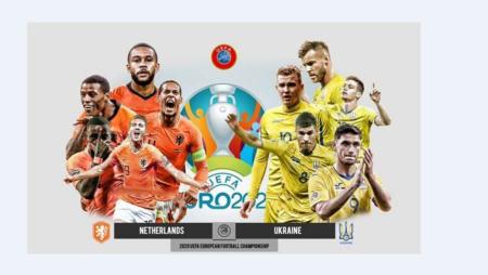 Soi kèo Hà Lan vs Ukraine, 02h00 ngày 14/06/2021 – Euro 2021