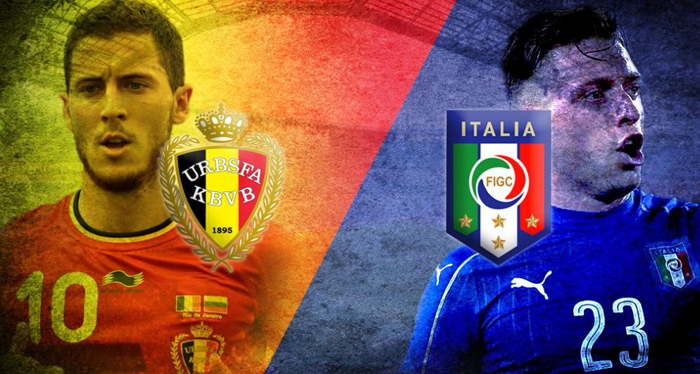 Soi kèo Bỉ vs Italia, 02h00 ngày 03/07/2021 – Euro 2021