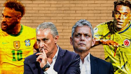 Soi kèo Brazil vs Colombia, 07h00 ngày 24/06/2021 – Copa America 2021