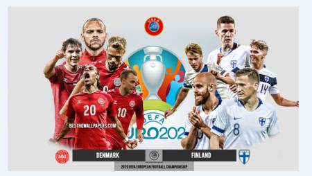 Soi kèo Đan Mạch vs Phần Lan, 23h00 ngày 12/06/2021 – Euro 2021
