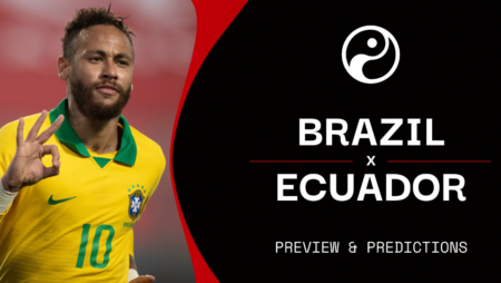 Soi kèo Brazil vs Ecuador, 04h00 ngày 28/06/2021 – Copa America 2021
