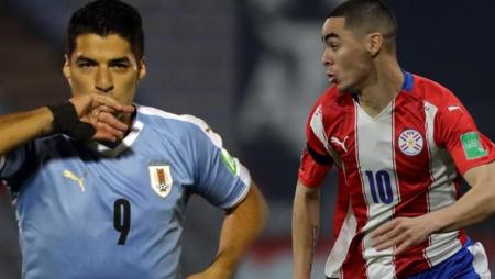 Soi kèo Uruguay vs Paraguay, 07h00 ngày 29/06/2021 – Copa America 2021