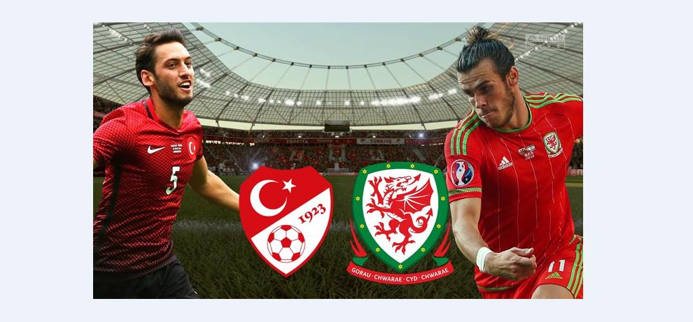 Soi kèo Thổ Nhĩ Kỳ vs Wales, 23h00 ngày 16/06/2021 – Euro 2021