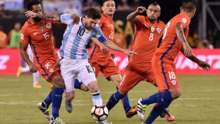 Soi kèo Argentina vs Chile, 04h00 ngày 15/06/2021 – Copa America 2021