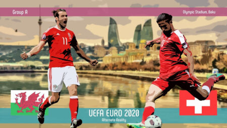 Soi kèo Wales vs Thụy Sĩ, 20h00 ngày 12/06/2021 – Euro 2021