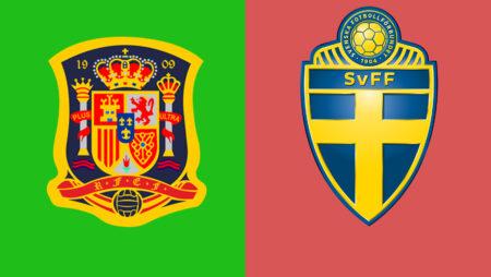 Soi kèo Tây Ban Nha vs Thụy Điển, 02h00 ngày 15/06/2021 – Euro 2021