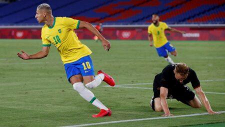 Soi kèo U23 Brazil vs U23 Ai Cập, 17h00 ngày 31/07/2021 – Thế Vận Hội Olympic 2021