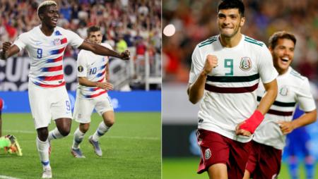 Soi kèo Mỹ vs Mexico, 07h30 ngày 02/08/2021 – Chung Kết Cúp Vàng Concacaf