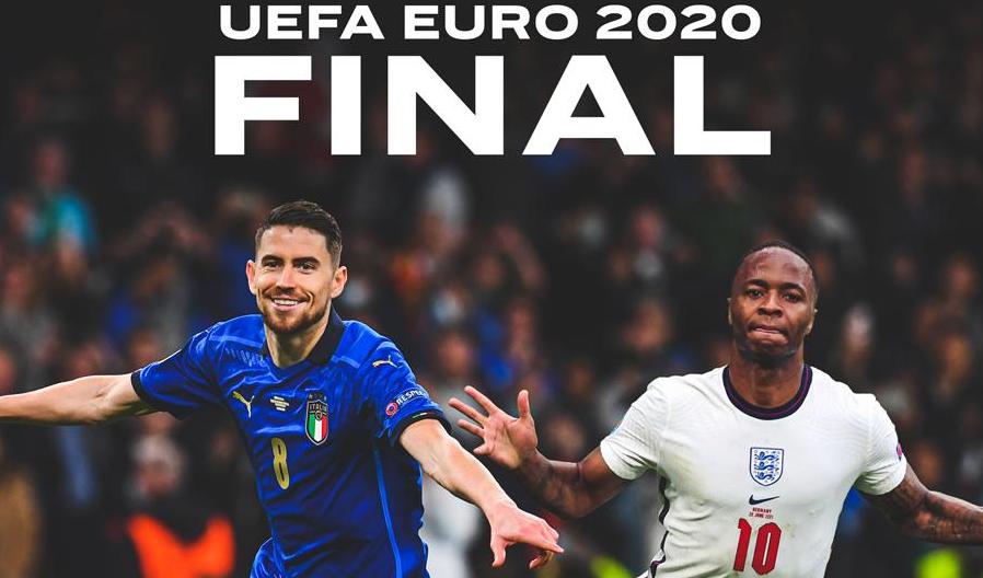 Soi kèo Anh vs Italia, 02h00 ngày 12/07/2021 – Chung Kết Euro 2021