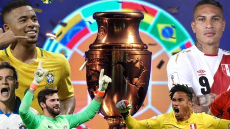 Soi kèo Brazil vs Peru, 06h00 ngày 06/07/2021 – Copa America 2021