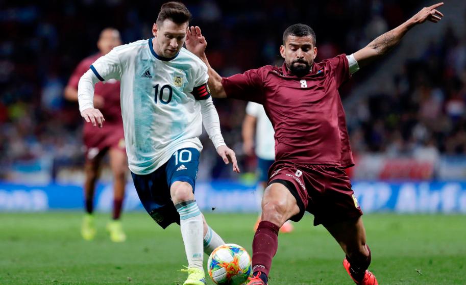 Soi kèo Venezuela vs Argentina, 07h00 ngày 03/09/2021 – Vòng Loại World Cup 2022