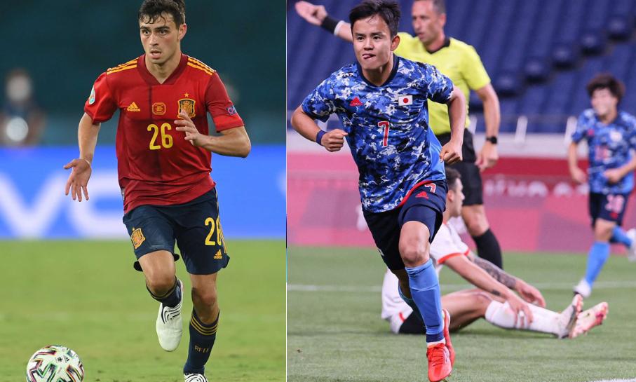 Soi kèo U23 Nhật Bản vs U23 Tây Ban Nha, 18h00 ngày 03/08/2021 – Thế Vận Hội Olympic 2021