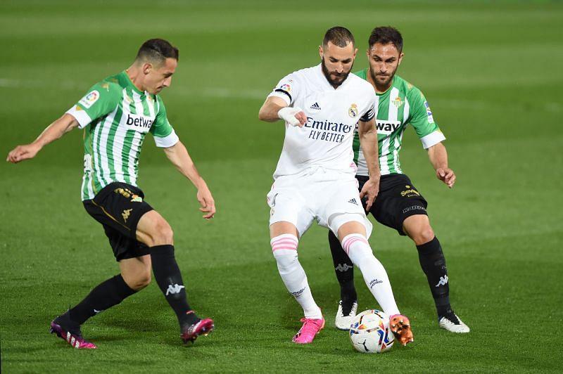 Soi kèo Real Betis vs Real Madrid, 03h00 ngày 29/08/2021 – VĐQG Tây Ban Nha