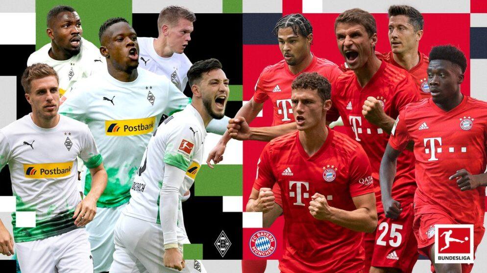 Soi kèo M'Gladbach vs Bayern Munich, 01h30 ngày 14/08/2021 – VĐQG Đức
