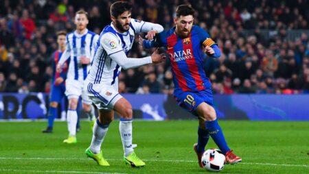 Soi kèo Barcelona vs Real Sociedad, 01h00 ngày 16/08/2021 – VĐQG Tây Ban Nha