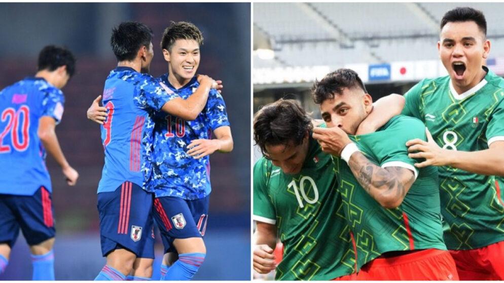 Soi kèo U23 Nhật Bản vs U23 Mexico, 18h00 ngày 06/08/2021 – Thế Vận Hội Olympic 2021