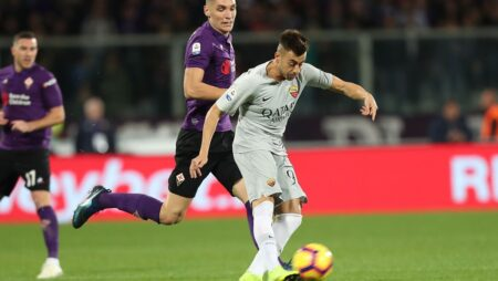 Soi kèo AS Roma vs Fiorentina, 01h45 ngày 23/08/2021 – VĐQG Italia