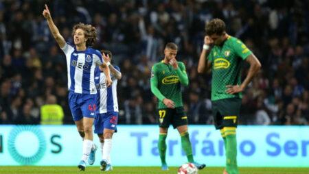 Soi kèo Famalicao vs FC Porto, 00h00 ngày 16/08/2021 – VĐQG Bồ Đào Nha
