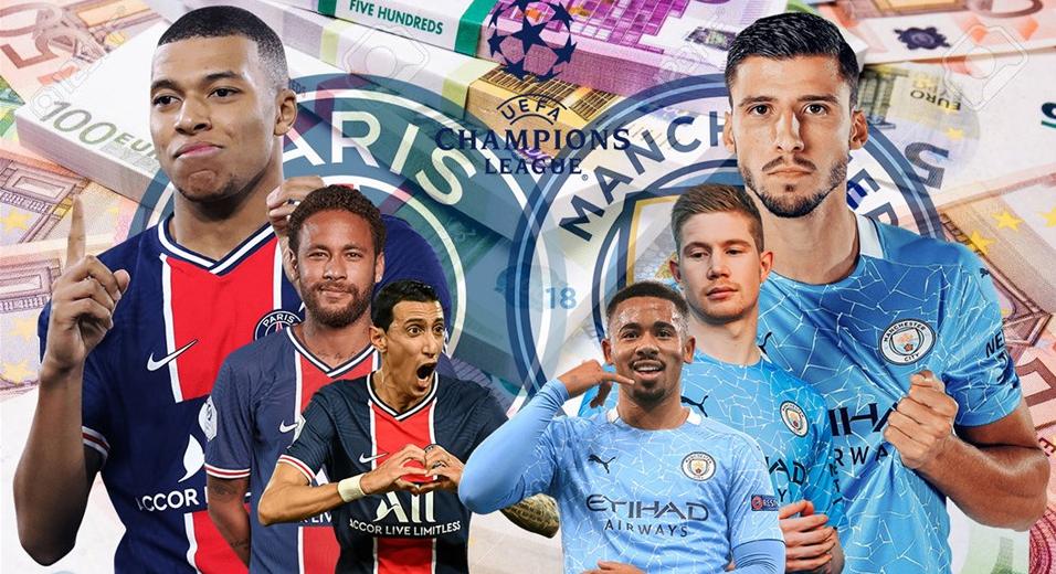 Soi kèo PSG vs Man City, 02h00 ngày 29/09/2021 – Champion League