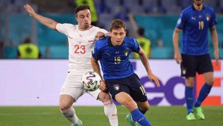 Soi kèo Thụy Sĩ vs Italia, 01h45 ngày 05/09/2021 – Vòng Loại World Cup 2022