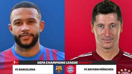 Soi kèo Barcelona vs Bayern Munich, 02h00 ngày 15/09/2021 – Champion League