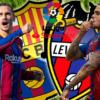 Soi kèo Barcelona vs Levante, 21h15 ngày 26/09/2021 – VĐQG Tây Ban Nha
