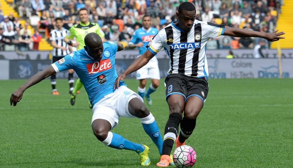 Soi kèo Udinese vs Napoli, 01h45 ngày 21/09/2021 – VĐQG Italia
