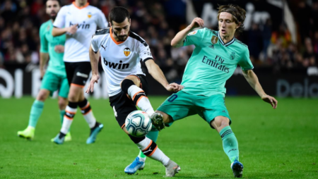 Soi kèo Valencia vs Real Madrid, 02h00 ngày 20/09/2021 – VĐQG Tây Ban Nha