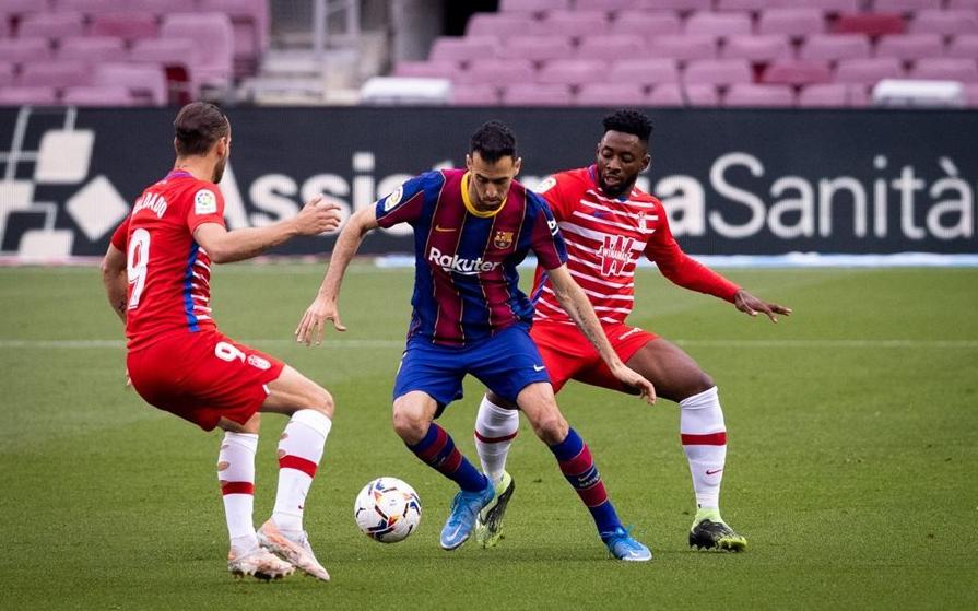 Soi kèo Barcelona vs Granada, 02h00 ngày 21/09/2021 – VĐQG Tây Ban Nha