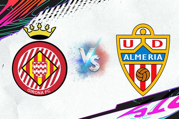 Soi kèo Girona vs Almeria, 02h00 ngày 05/10/2021, Hạng 2 Tây Ban Nha