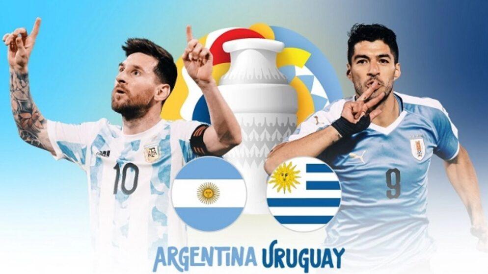 Soi kèo Argentina vs Uruguay, 06h30 ngày 11/10/2021, vòng loại World Cup 2022 Nam Mỹ