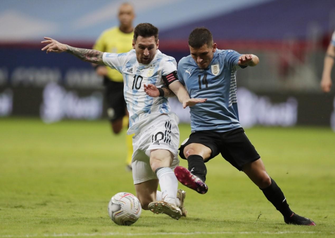 Soikeofc Argentina vs Uruguay