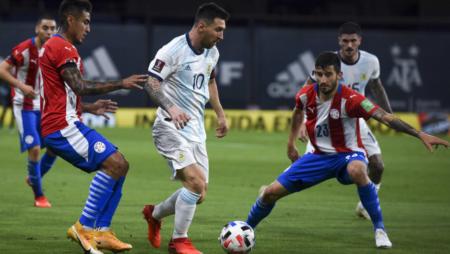 Soi kèo Paraguay vs Argentina, 06h00 ngày 08/10/2021 – Vòng loại World Cup 2022