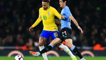 Soi kèo Brazil vs Uruguay, 07h30 ngày 15/10/2021 – Vòng loại World Cup 2022