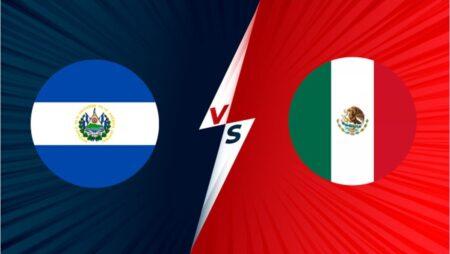 Soi kèo El Salvador vs Mexico, 09h05 ngày 14/10/2021, vòng loại World Cup 2022 Trung – Bắc Mỹ