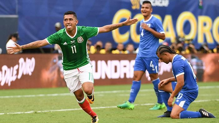 Soi kèo nhà cái El Salvador vs Mexico