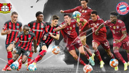 Soi kèo Bayer Leverkusen vs Bayern Munich, 20h30 ngày 17/10/2021 – VĐQG Đức