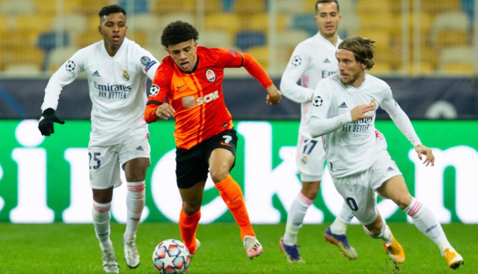Soi kèo FC Shakhtar Donetsk vs Real Madrid, 02h00 ngày 20/10/2021 – Champion League