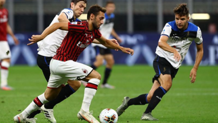 Soi kèo Atalanta vs AC Milan, 01h45 ngày 04/10/2021 – VĐQG Italia