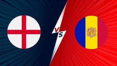 Soi kèo Andorra vs Anh, Vòng loại World Cup 2022, 01h45 ngày 10/10/2021